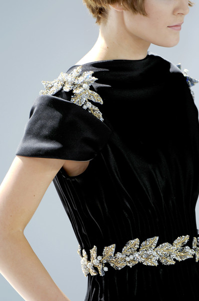 Chanel at Couture Fall 2008 (Details)