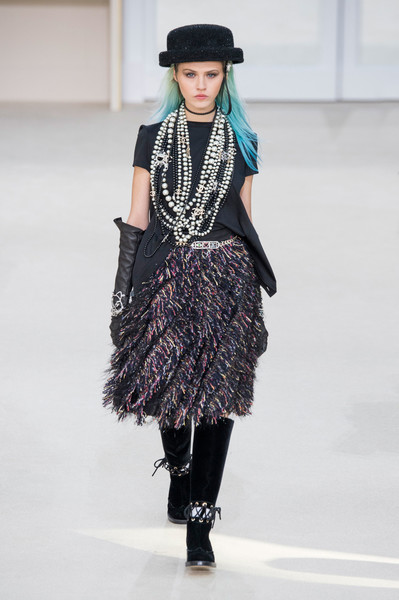Chanel at Paris Fall 2016