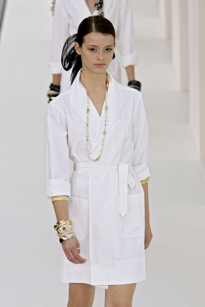 Chanel at Paris Spring 2007