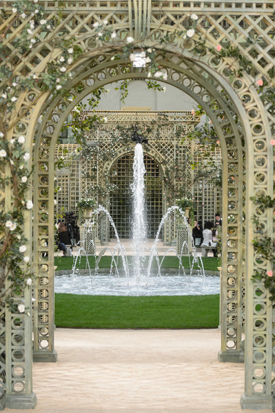 Chanel at Couture Spring 2018