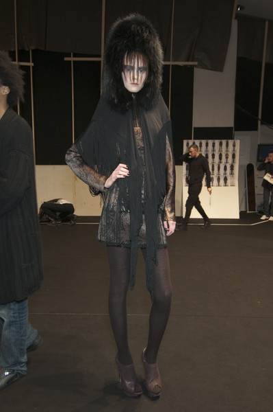 Chapurin at Paris Fall 2010 (Backstage)