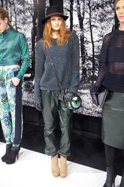 Charlotte Ronson at New York Fall 2013