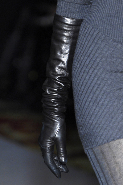 Cher Michel Klein at Paris Fall 2008 (Details)