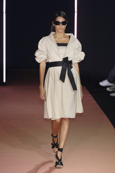 Cher Michel Klein at Paris Spring 2006
