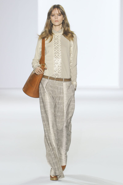 Chloé at Paris Fall 2011