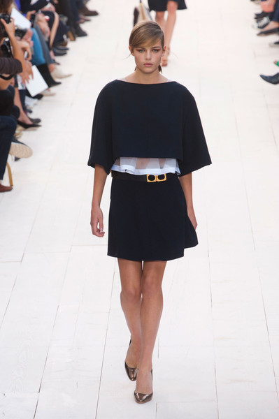 Chloé at Paris Spring 2013