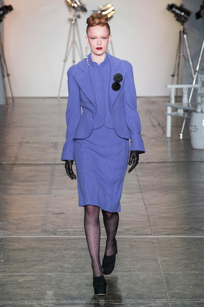 Chocheng at New York Fall 2018
