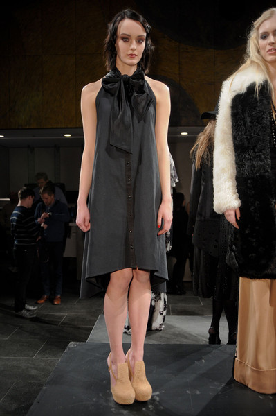 Chris Benz at New York Fall 2011