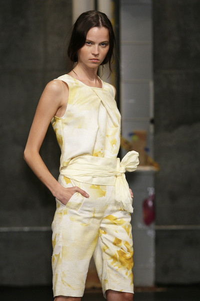 Chris Benz at New York Spring 2009