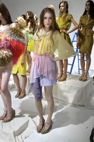 Chris Benz at New York Spring 2010