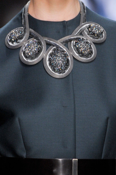 Christian Dior at Paris Fall 2012 (Details)