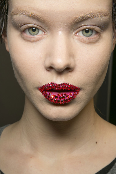 Christian Dior at Couture Spring 2013 (Backstage)