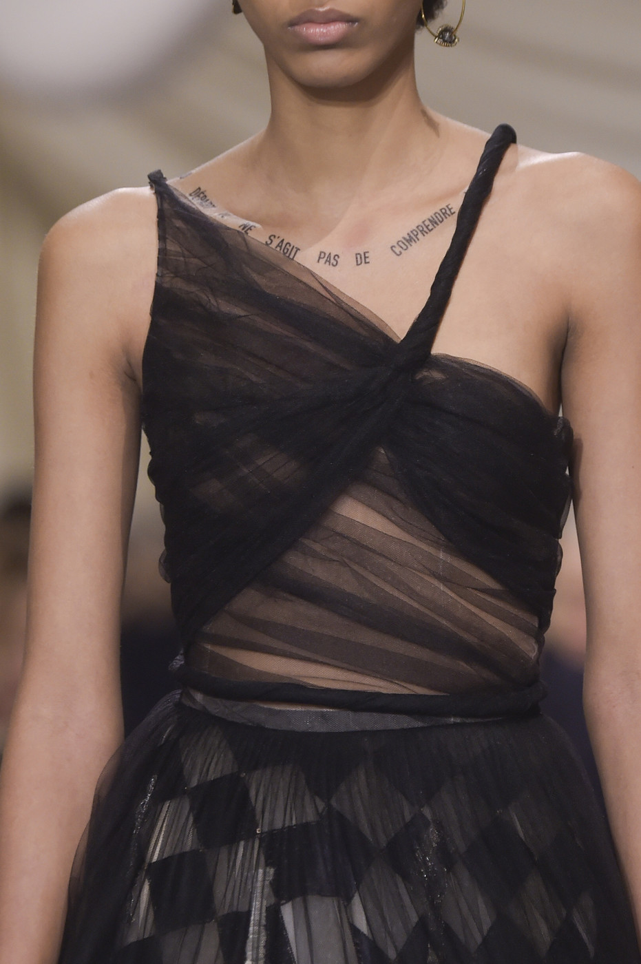 64049efe92432 Christian Dior at Couture Spring 2018 - Livingly