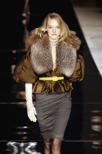 Christian Lacroix at Paris Fall 2005
