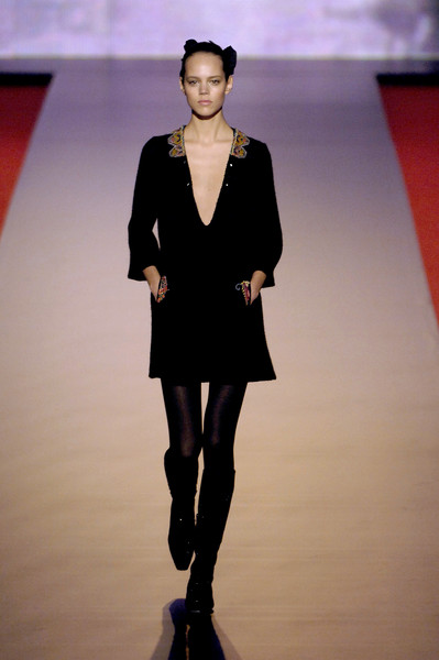 Christian Lacroix at Paris Fall 2006