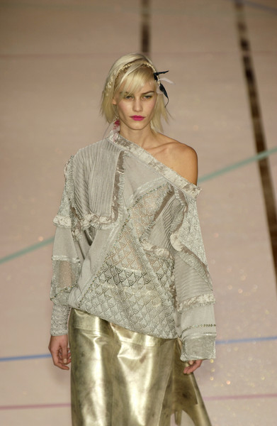 Christian Lacroix at Paris Spring 2002