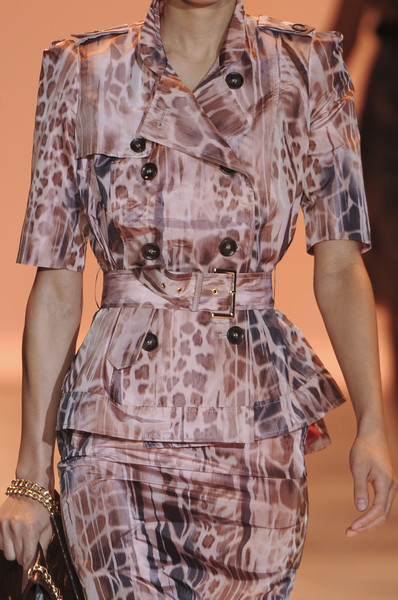 Christian Siriano at New York Spring 2011 (Details)