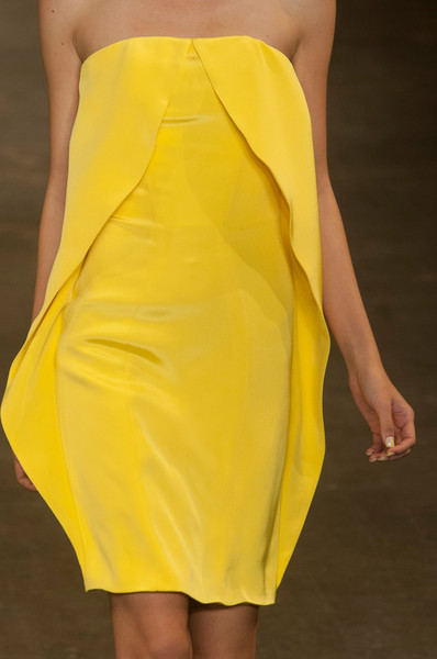 Christian Siriano at New York Spring 2014 (Details)