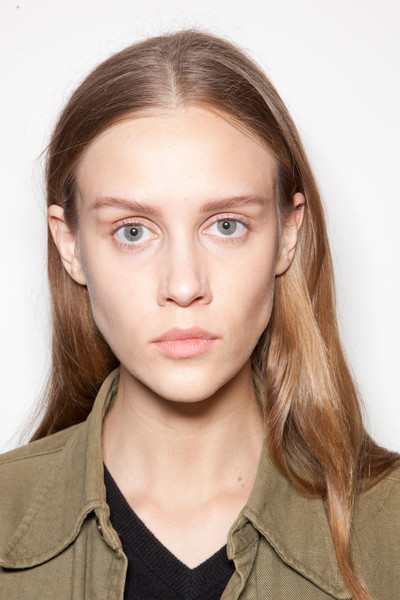 Christopher Kane at London Fall 2012 (Backstage)