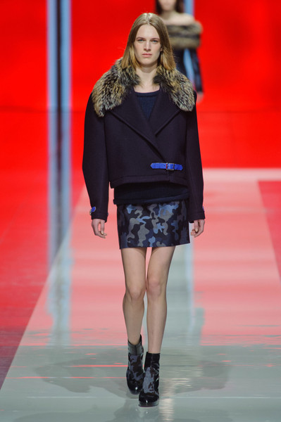 Christopher Kane at London Fall 2013