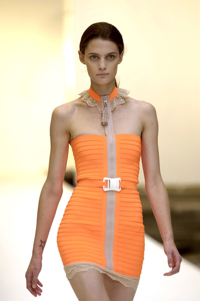 Christopher Kane at London Spring 2007