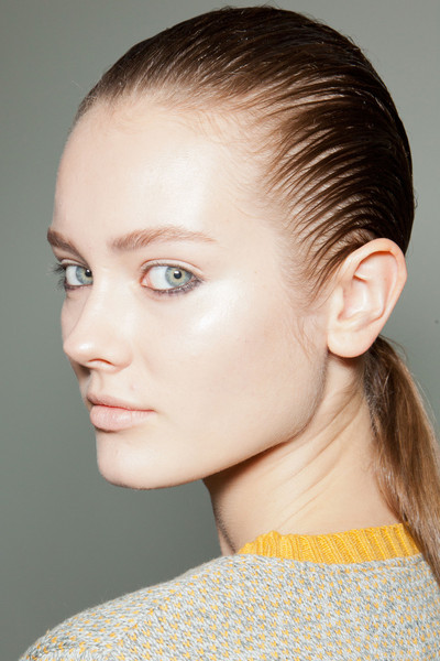 Christopher Kane at London Spring 2013 (Backstage)