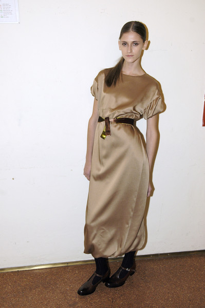 Cividini at Milan Fall 2007 (Backstage)