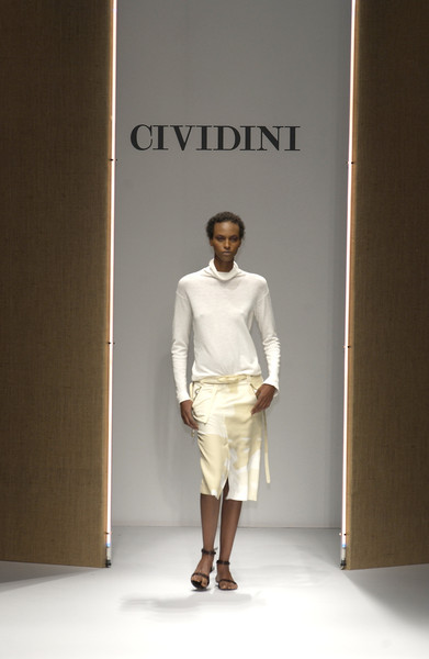 Cividini at Milan Spring 2003