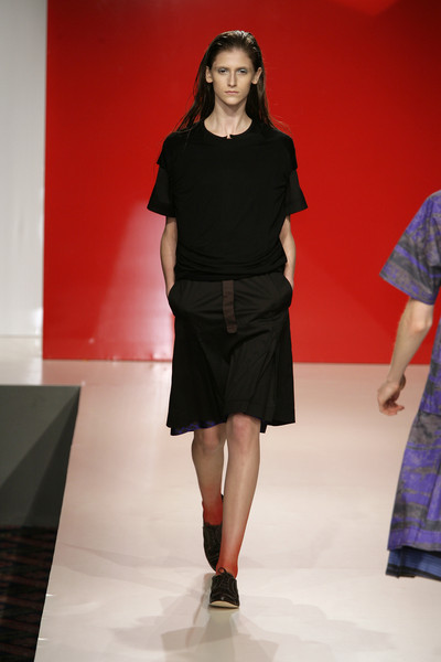 Cividini at Milan Spring 2008