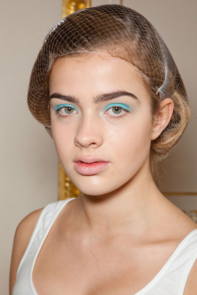 Clements Ribeiro at London Spring 2013 (Backstage)