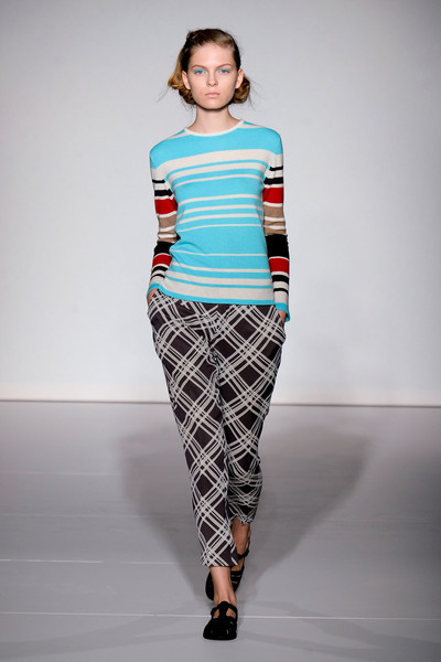 Clements Ribeiro at London Spring 2013
