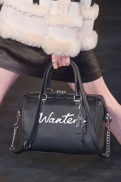 Coach at New York Fall 2015 (Details)