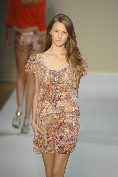 Collette Dinnigan at Paris Spring 2008