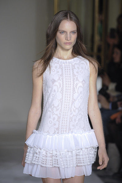 Collette Dinnigan at Paris Spring 2011
