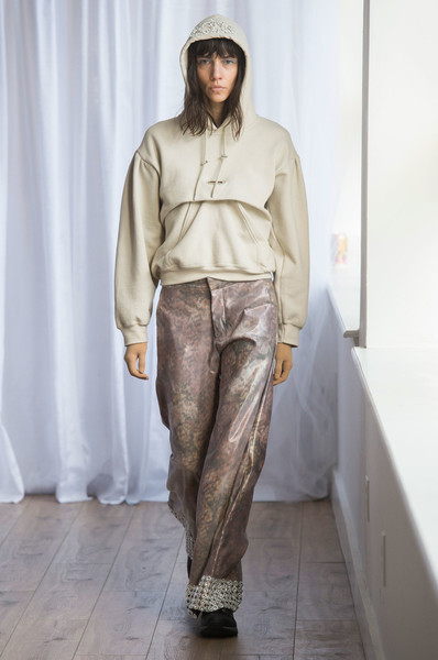 Collina Strada at New York Fall 2018