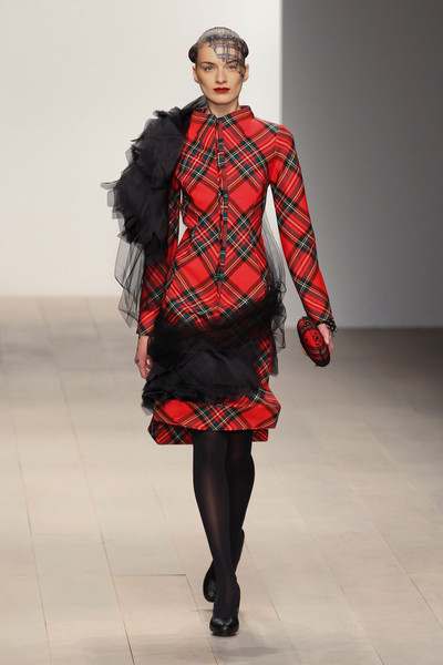 Corrie Nielsen at London Fall 2012
