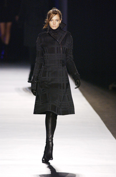 Costume National at Paris Fall 2003