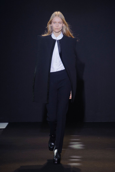 Costume National at Paris Fall 2013