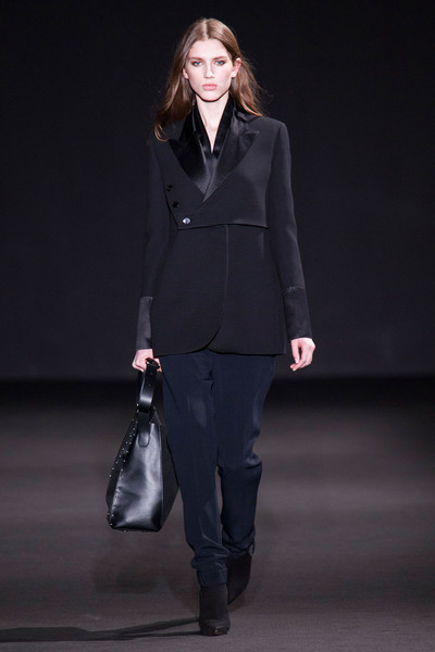 Costume National at Milan Fall 2015