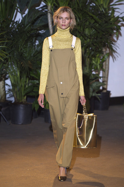 Creatures Of Comfort at New York Fall 2017