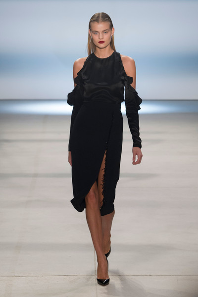 Cushnie et Ochs at New York Fall 2016