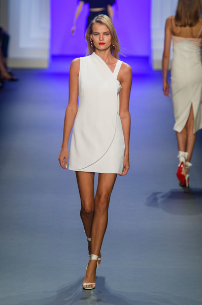 Cushnie et Ochs at New York Spring 2017
