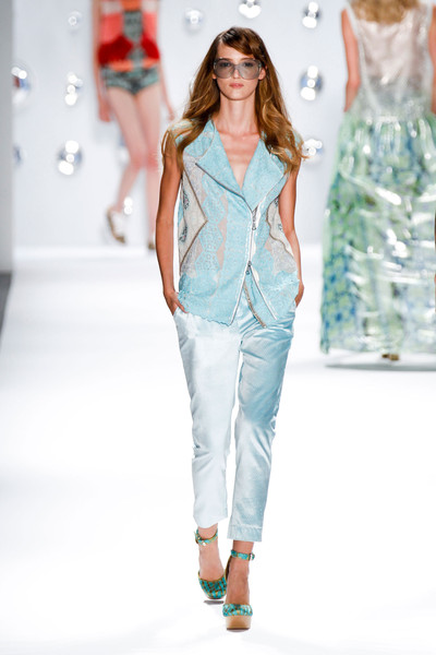 Custo Barcelona at New York Spring 2013