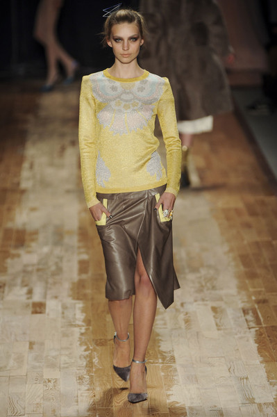 Cynthia Rowley at New York Fall 2011