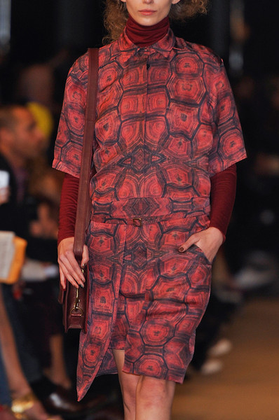 Cynthia Rowley at New York Fall 2012 (Details)