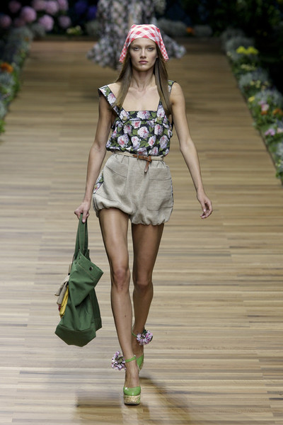 D&G at Milan Spring 2011