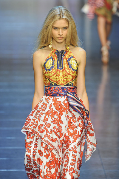 D&G at Milan Spring 2012