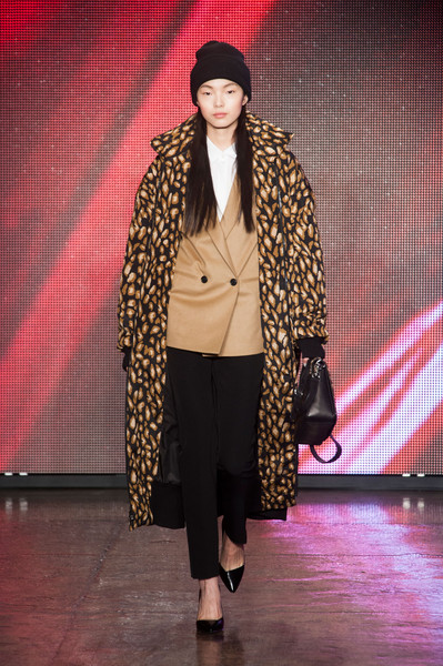 DKNY at New York Fall 2013