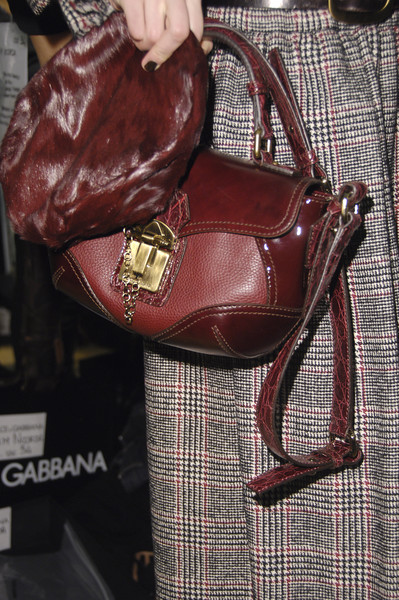 DOLCE e GABB at Milan Fall 2008 (Details)