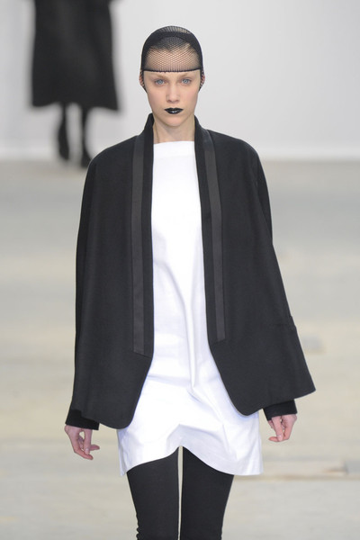Damir Doma at Paris Fall 2011